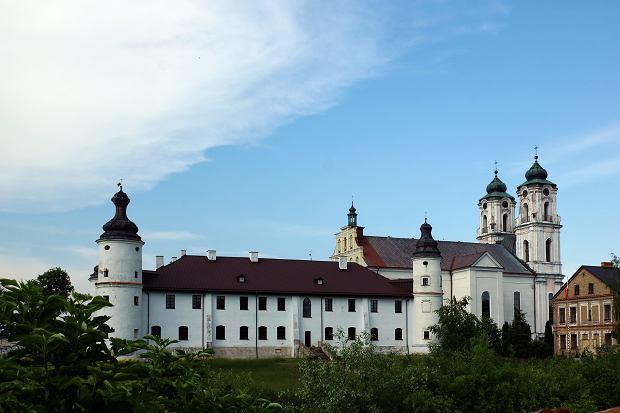 Klasztor w Sejnach