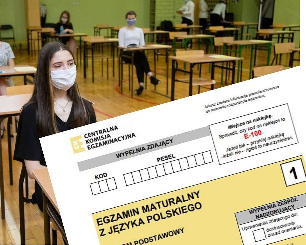 Matura polski 2021 odpowiedzi