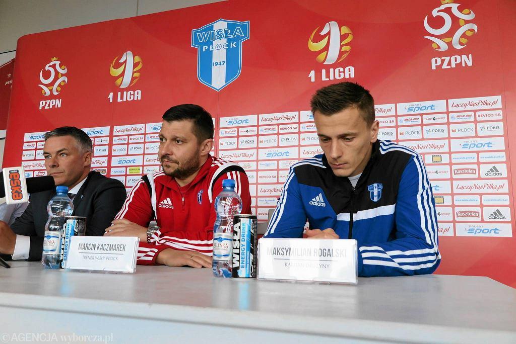 Konferencja prasowa przed startem rundy wiosennej I ligi