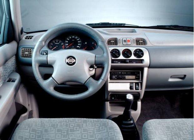 Nissan Micra II