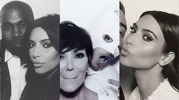 """To zdecydowanie było towarzyskie wydarzenie sezonu! 24 maja Kim Kardashian i Kanye West powiedzieli sobie sakramentalne """"tak"""". Para przyjęcie weselne urządziła w zabytkowej posiadłości z 1595 roku Forcie Belvedere we Florencji. Kim już wcześniej zapowiedziała, że na przyjęciu nie będą obecne śledzące jej każdy krok kamery programu """"Keeping Up With The Kardashian"""". Celebrytka obiecała pokazać tylko kilka zdjęć z wesela. Ale nie martwcie się! Zawsze można przecież liczyć na rodzinę i przyjaciół, którzy na Instagramie podzielili się fotkami z dostępnej do dyspozycji gości specjalnej budki do zdjęć. Zobaczcie, co pokazali."""
