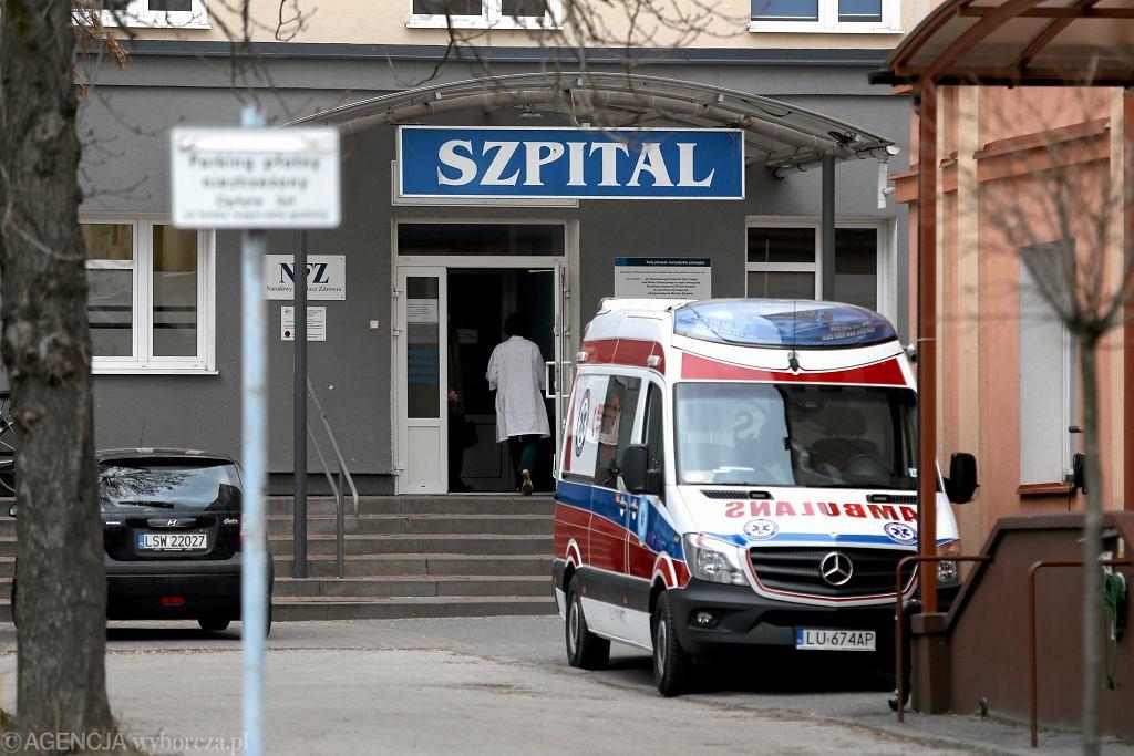 W jednym z lublińskich szpitali odnotowano przypadek zarażenia groźną bakterią New Delhi, dwa kolejne czekają na potwierdzenie (zdjęcie ilustracyjne)