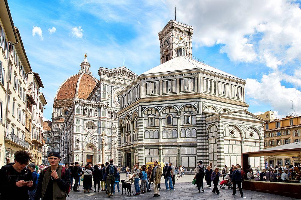 Baptysterium we Florencji