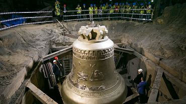 W Polsce powstał największy dzwon na świecie