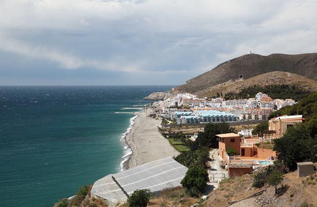 Hiszpania wakacje. Castell de Ferro/fot. shutterstock