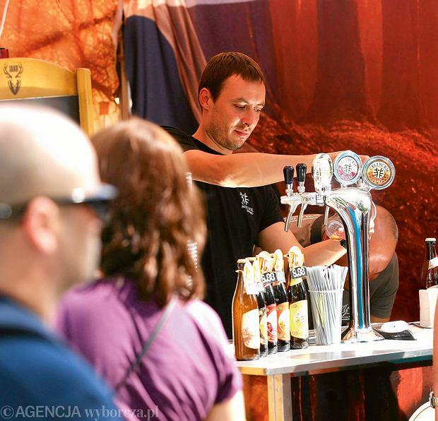 Krasnystaw - najstarszy w Polsce festiwal piwa