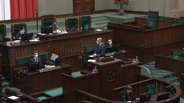 Podziękowania dla Adama Bodnara w Sejmie