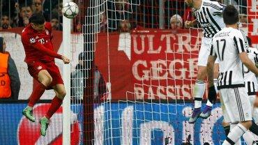Atletico - Bayern Liga Mistrzów Transmisja na żywo TV
