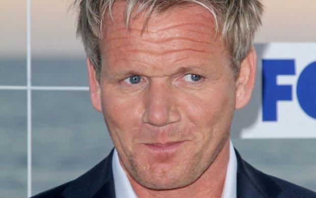 08/05/2011 - Gordon Ramsay - Fox All-Star Party 2011 - Arrivals - Gladstone's Malibu - Malibu, CA, USA - Keywords: Chef Gordon Ramsay,