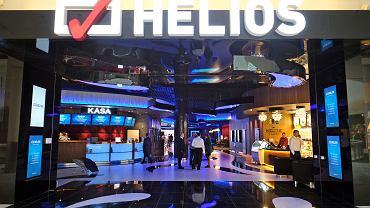 Kino Helios ponownie otwarte od 3 lipca