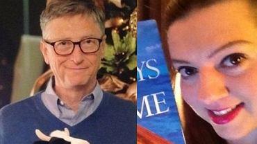 Dostała prezenty od Billa Gates'a na święta