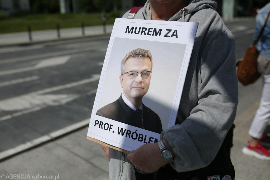 Prokuratura chce uchylenia immunitetu sędziemu Włodzimierzowi Wróblowi