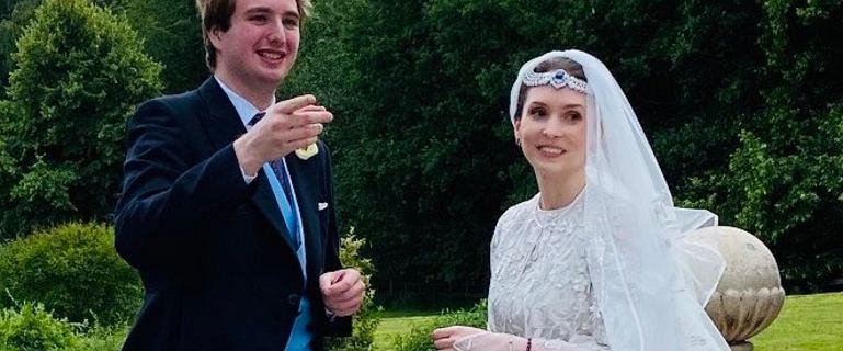 Jordańska księżniczka wyszła za mąż. To pierwszy królewski ślub od wielu miesięcy