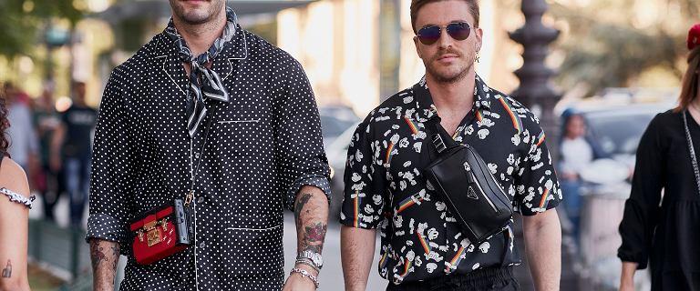 Ta koszula męska na lato jest przepiękna! Teraz kupisz ją w świetnej cenie!