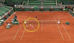 Ostatnie zagranie Świątek przejdzie do historii tenisa! I ten okrzyk po wygranej! [WIDEO]