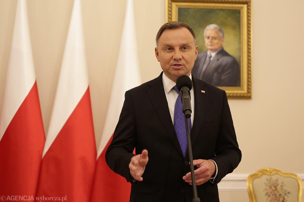 Zwycięstwo Andrzeja Dudy może oznaczać obniżenie ratingu Polski przez Moody's