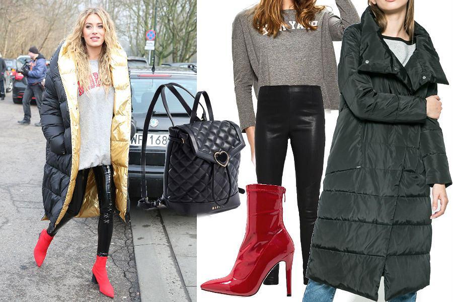 modne i ciepłe płaszcze