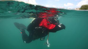 Grupa Specjalna Płetwonurków RP pomaga przy poszukiwaniach Piotra Woźniaka-Staraka (zdj. ilustracyjne)