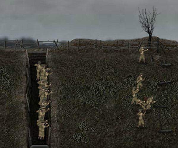 Krwawa walka - rok 1917