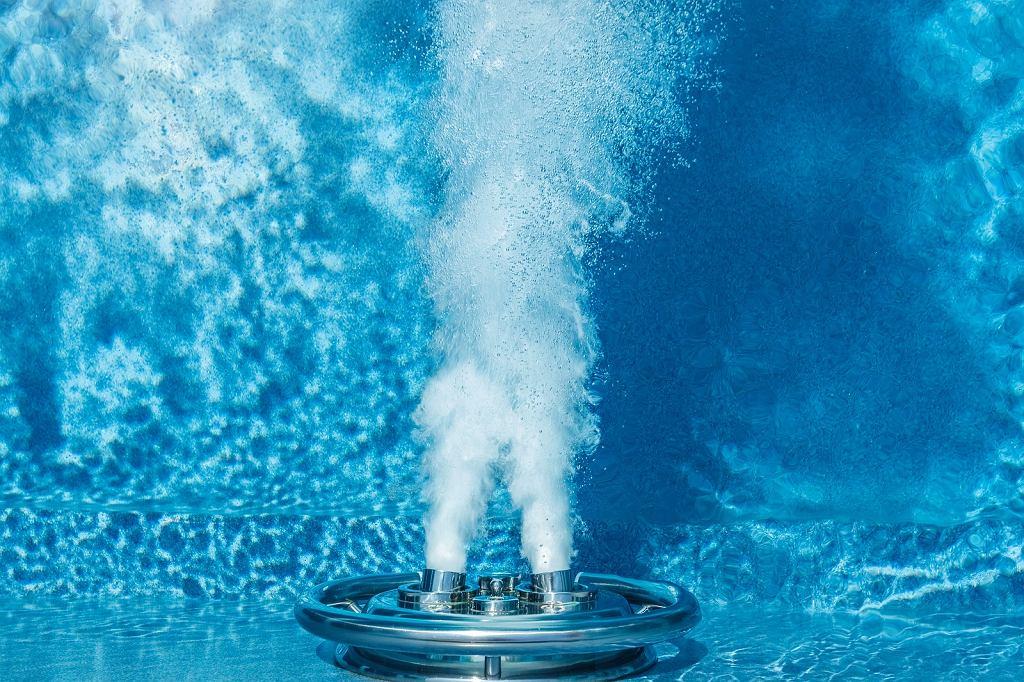 Pompa do basenu ogrodowego
