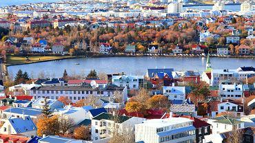 Stolica Islandii Reykjavik