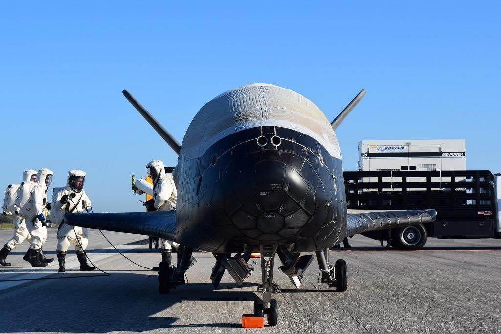 X-37B OTV4