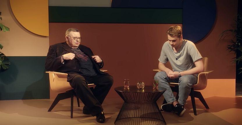 Wojciech Mann, Jan-rapowanie w reklamie McDonald's