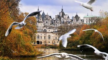 Londyn - Hyde Park