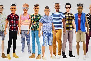 Ken jest hipsterem i ma piwny brzuszek. I został obiektem kpin [ZDJĘCIA]