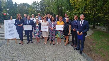 Wybory parlamentarne 2019. Prezentacja kandydatów Koalicji Obywatelskiej w okręgu radomskim