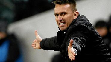 Leszek Ojrzyński, były już trener Stali Mielec