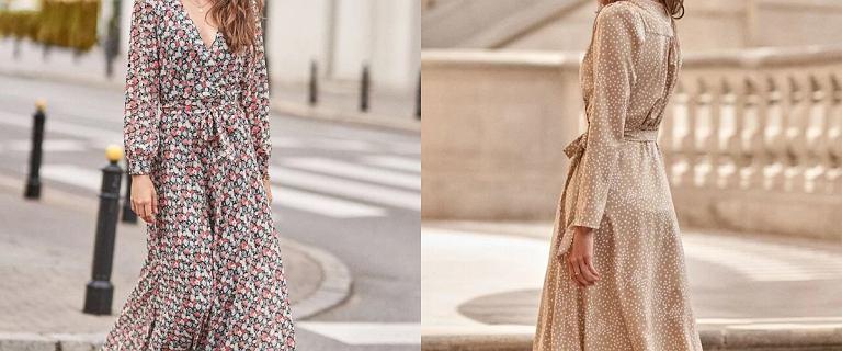 Sukienki z nowej kolekcji polskiej sieciówki. TOP 18 modeli za mniej niż 149,99 zł Wykorzystasz je również jesienią!
