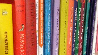 Biblioteczka czterolatki