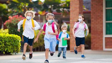 Powrót do szkoły w dobie koronawirusa został zaplanowany na pierwszego września. Zdjęcie ilustracyjne