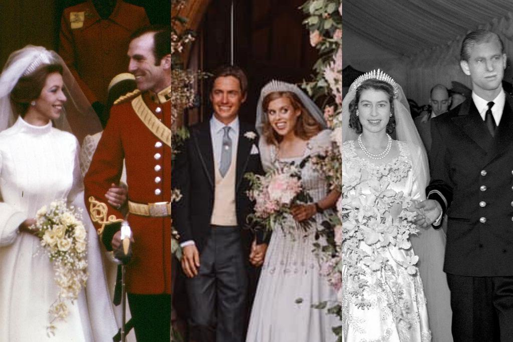 księżniczka Anna, Beatrice, królowa Elżbieta