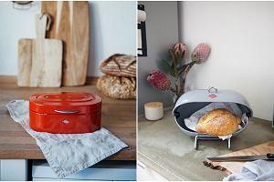 Designerski chlebak w kuchni - kolorowe modele w świetnych cenach