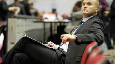 Mariusz Niedbalski, asystent trenera w Treflu Sopot