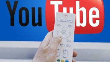 YouTube w trybie TV?