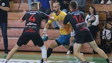 21 września 2019., Pierwsza liga piłkarzy ręcznych, grupa B: Stal Gorzów - KPR Ostrovia Ostrów Wlkp. 27:28 (13:18)