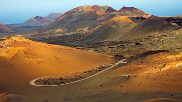 Wyspy Kanaryjskie Lanzarote - Park Narodowy Timanfaya