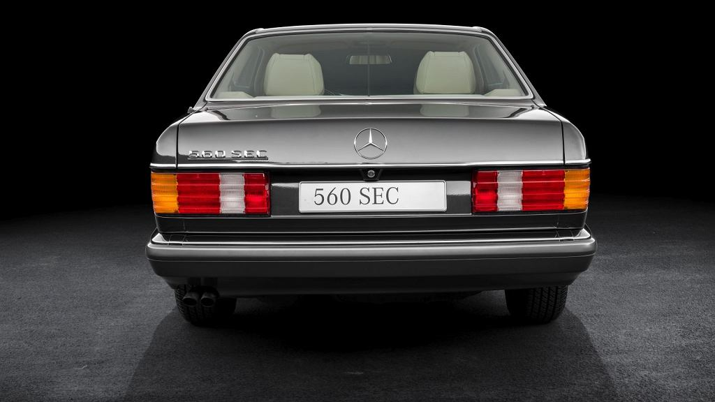 Mercedes S 560 SEC (W 126)