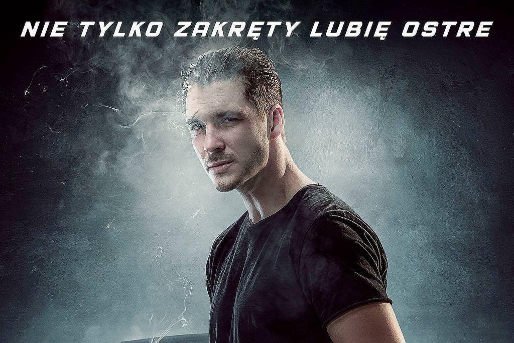Mikołaj Roznerski, 'Diablo. Wyścig o wszystko' / mat. prom.
