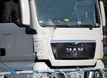 Polski kierowca nie stanął na blokadzie 'żółtych kamizelek'. Zabił 23-latka
