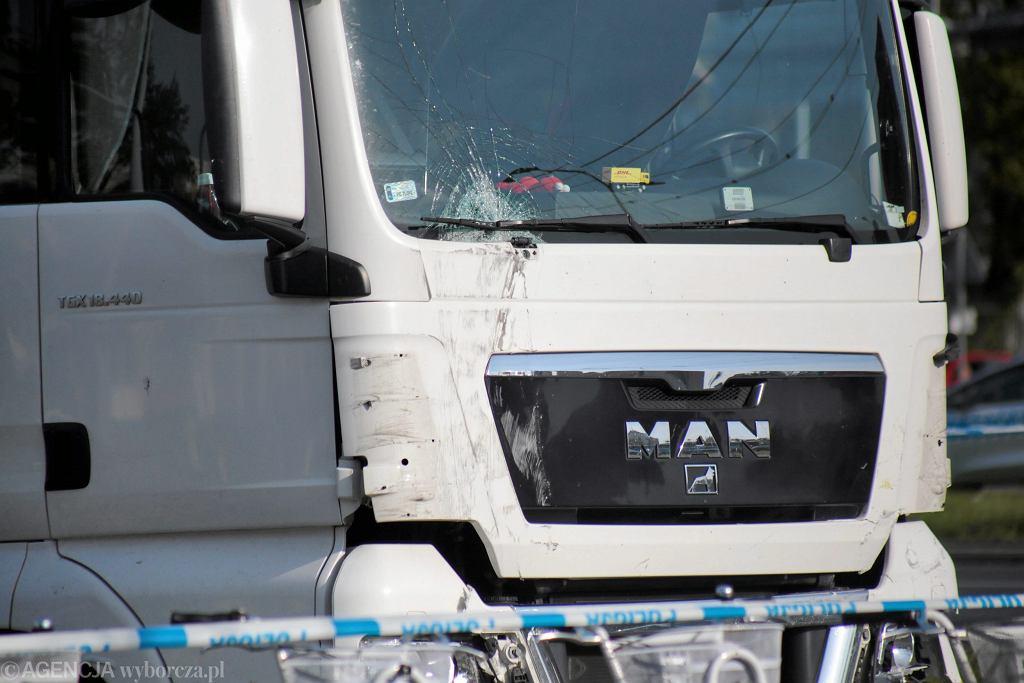 Francja. Polski kierowca potrącił 23-latka (zdjęcie ilustracyjne)