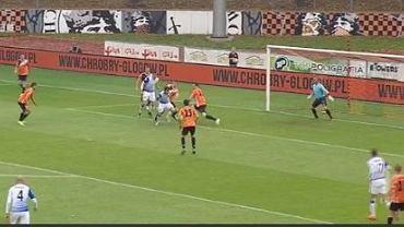 Wasił Panajotow zdobył gola na 1:0