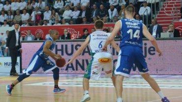 Anwil Włocławek - Rosa Radom, 3 mecz półfinału Tauron Basket Ligi