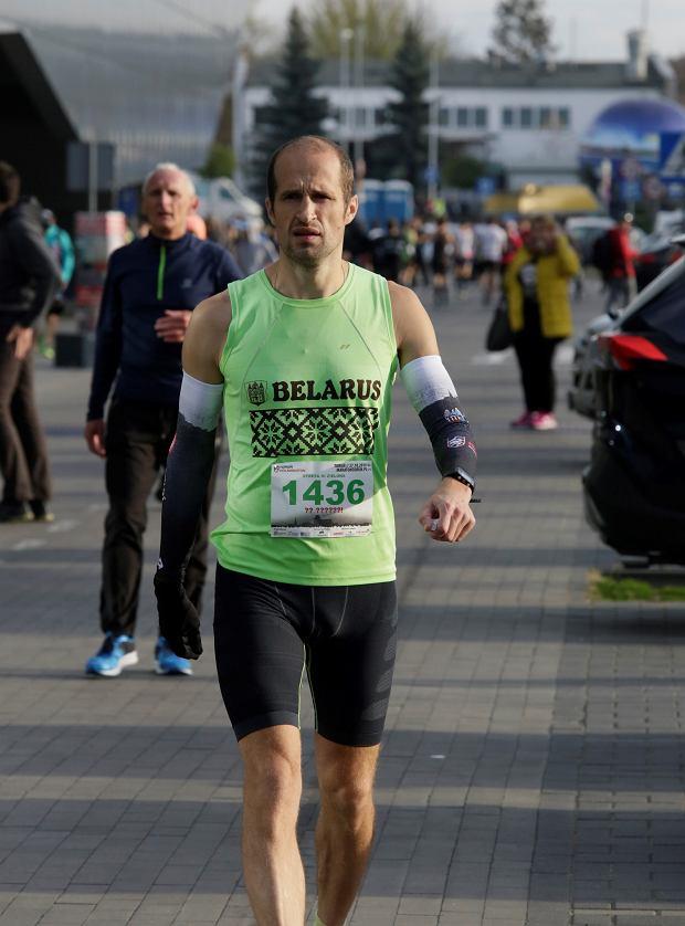 Zdjęcie numer 79 w galerii - Ponad 1200 biegaczy na starcie 37. Toruń Maraton, wygrał Łukasz Oskierko [ZDJĘCIA]