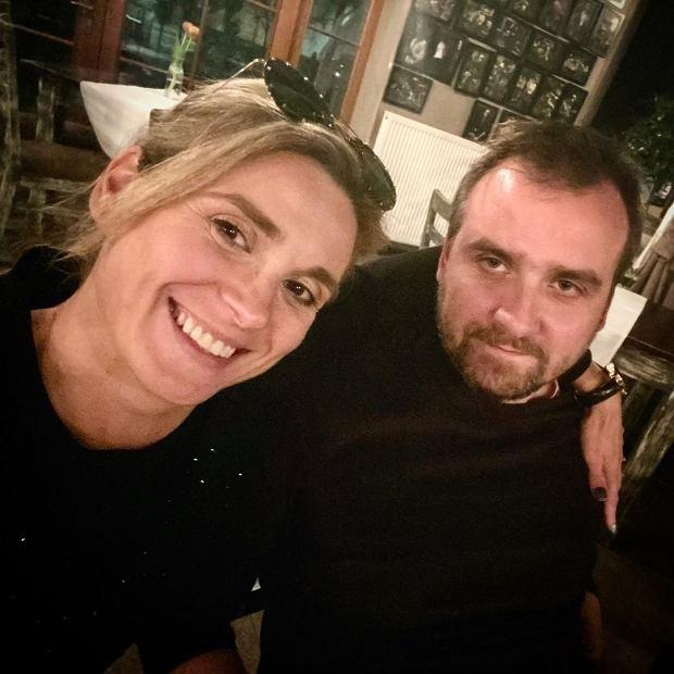 Kajra pochwaliła się zdjęciem z bratem Łukaszem