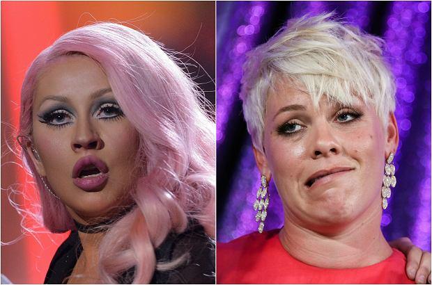Pink po 15 latach poinformowała fanów, że od dawna nie jest już skłócona z Christiną Aguilerą. Dla hejterów miała też ważną lekcję.
