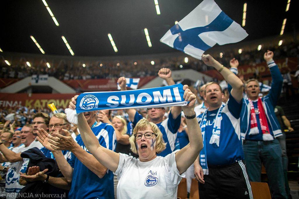MŚ w siatkówce. Katowice. Finlandia - Niemcy 1:3